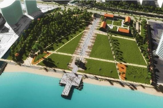 TOKİ Ataköy Baruthane arazisi Millet Parkı oluyor!