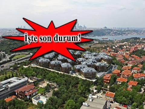 Şehrizar Konakları'nın imar planları için ne karar verildi?