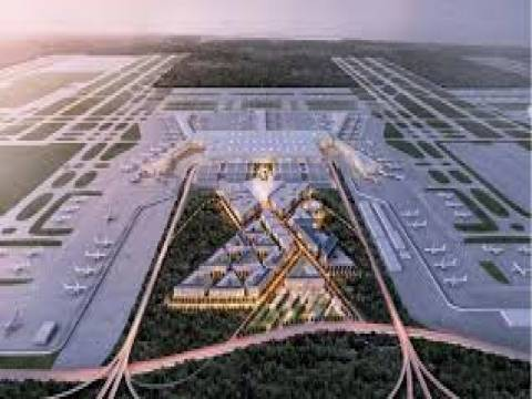 İstanbul Airport City yabancı yatırımcıları Türkiye'ye çekecek!