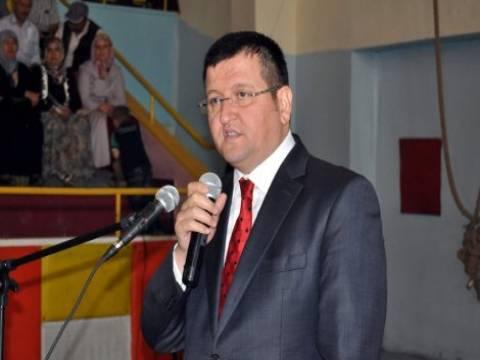 Ahmet Şahin: 2013 yılı aralık ayı başı itibariyle TOKİ 610 bin konut sayısına ulaştı!