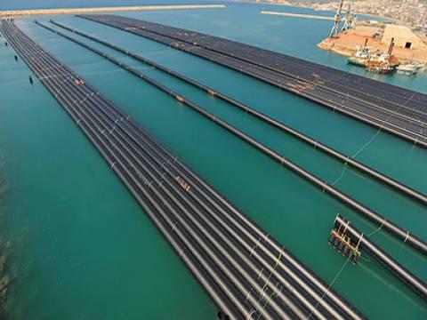 Alaköprü Barajı'nda su seviyesi yükseldi!