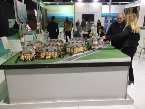Marmara Konakları 2. Etap CNR Emlak 2017'de tanıtıldı!