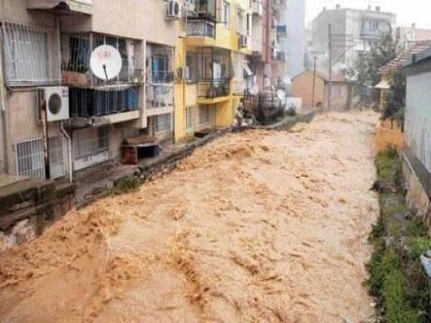 İzmir'de hasar tespit çalışması sürüyor!