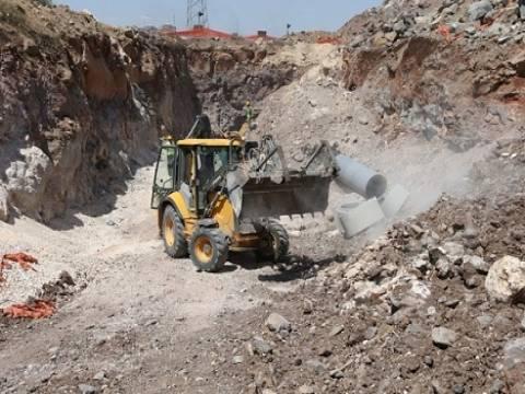 Gaziantep'te alt yapı çalışmaları tamamlanmak üzere!