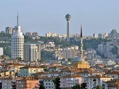 Ankara'daki konut satışları arttı!