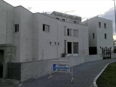 Aliağa Kyme Arkeoloji Müzesi yıkılma tehdidi altında!