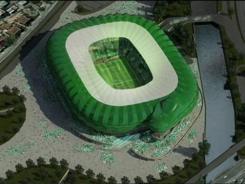 Timsah Arena Stadı'nın açılışı 8 Ağustos'ta!