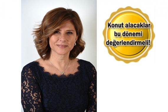 Ayşe Fügen Arda: Lüks konut segmentinde fırsat dönemi!