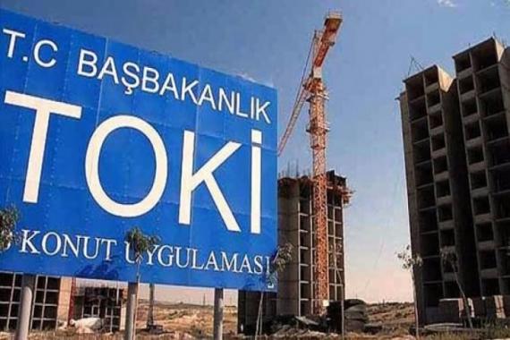 TOKİ Burdur ve İzmir'de etüd raporu ihalesi bugün!