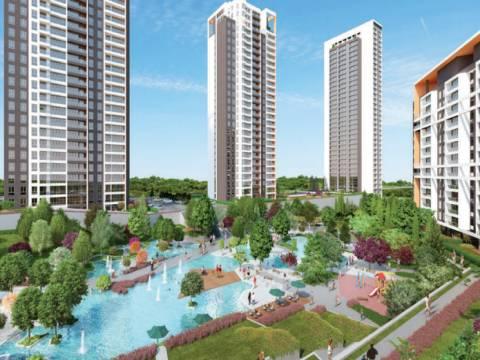 Göl Panorama Evleri Bahçeşehir satış fiyatları!