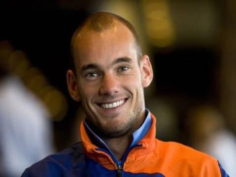 Wesley Sneijder Bodrum'dan villa alacak!
