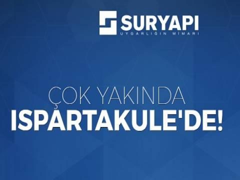 Sur Yapı Ispartakule Projesi'ne ön talep toplanıyor!
