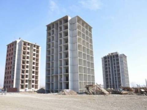 Tokat Zile'de TOKİ 332 adet konut inşa edecek!