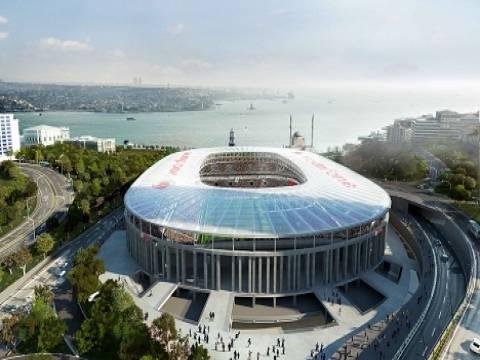Vodafone Arena'nın açılış tarihi 5 Nisan!