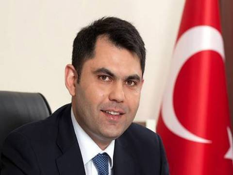 Murat Kurum: Her yıl 600 bin konut yapılması gerekiyor!