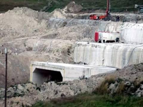 Salmankaş Tüneli yıl sonunda ulaşıma açılacak!