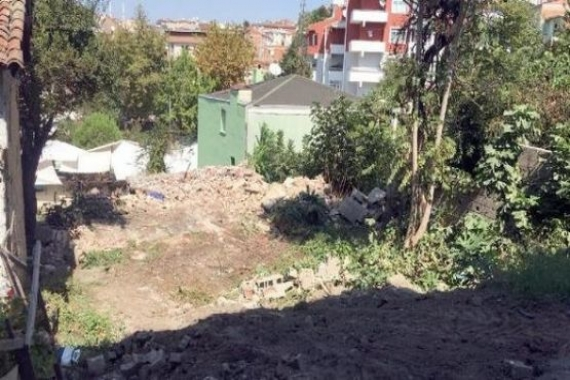 Tekirdağ'da metruk binalar yıkılmaya başladı!