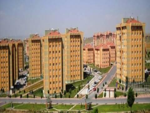 TOKİ Kayseri Melikgazi'de 709 konut inşa edecek!