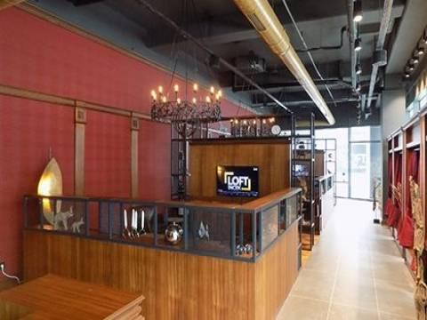 İncek Loft'un ikinci el satış ve kiralama ofisi Loft Trade açıldı!