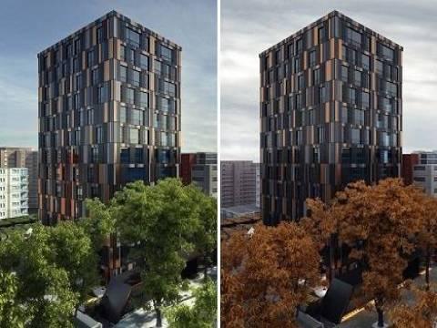 Acat Yapı A1 Residence fiyatları 1.6 milyon TL'den başlıyor!