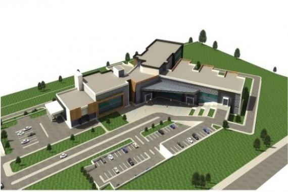 Silvan Devlet Hastanesi Nisan 2019'da açılıyor!