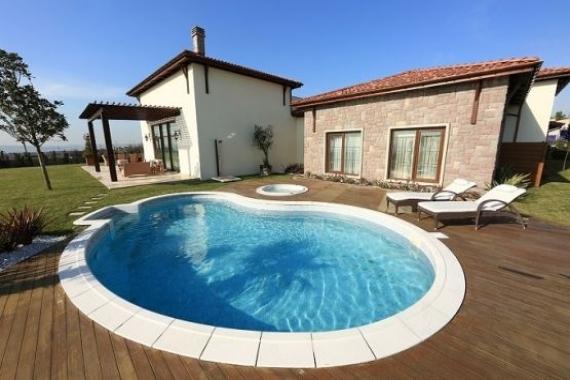 Toskana Orizzonte'de icradan satılık 3.2 milyon TL'ye villa!