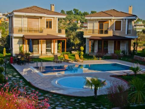 Ayvalık Saklı Bahçe Konakları'nda son 3 villa!