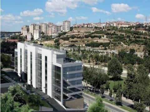 Kağıthane Polat Ofis kapılarını yakında açacak!