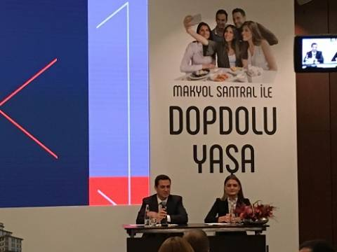 Makyol Santral'in lansmanı yapıldı! 2019'da teslim!