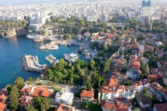 Antalya Büyükşehir'den satılık arsa! 6.8 milyon TL'ye!
