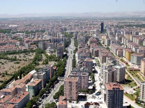 Konya Karatay'da 6 milyon TL'ye arsa satılıyor!
