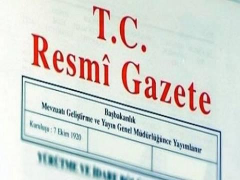 Yeni tapu harcı kararı tam metni 2017!