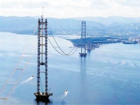 Çanakkale 1915 Köprüsü'nde çalışmalar 18 Mart'ta başlayacak!