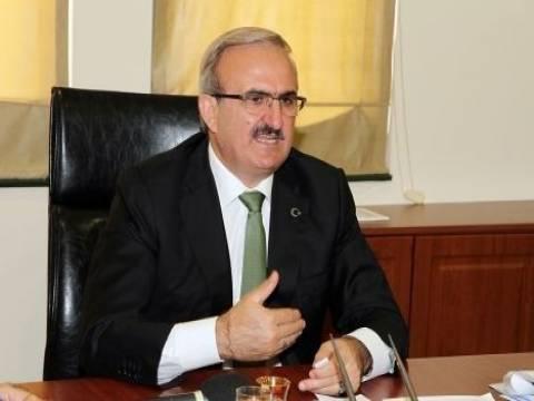 Münir Karaloğlu: Tarım arazileri imara açılmayacak!