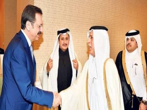 Türk firmalar Katar'da 14 milyar dolarlık proje üstlendi!