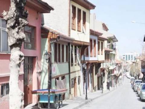 Afyonkarahisar'da tarihi evler yenilenecek!