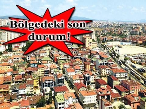 Fikirtepe'de kentsel dönüşüm çalışmaları hızlandı!