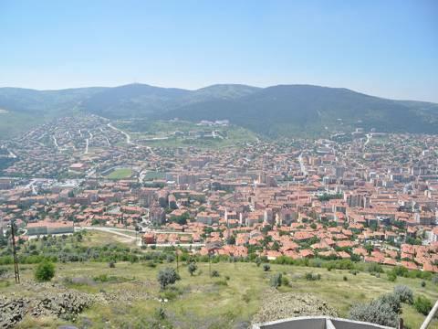 Yozgat'ta 320 konutluk Tarık Köy projesi yapılacak!