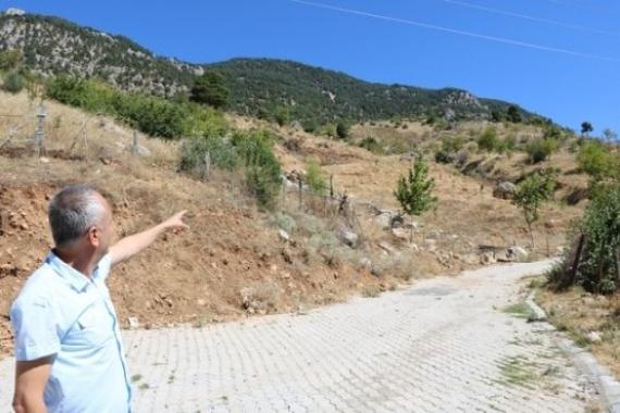 Kahramanmaraş'ta vatandaşlardan 2B arazi tepkisi!