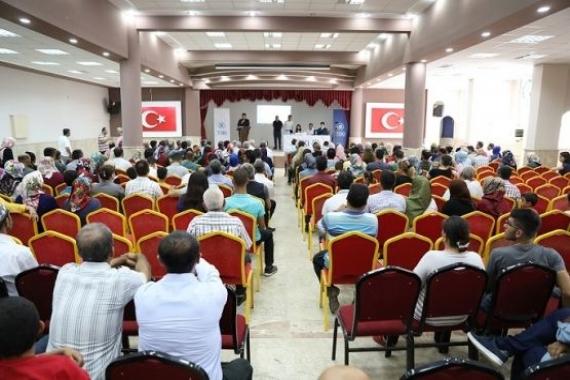 Gaziantep İslahiye'de hak sahipleri belirlendi!