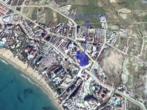 Antalya Manavgat'a 5 yıldızlı otel yapılacak!