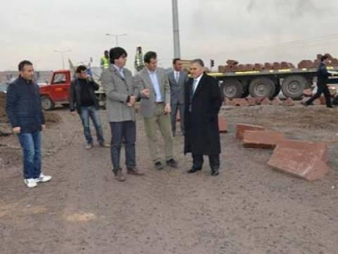 Erciyes Üniversitesi'ne alternatif bir yol daha açılıyor!