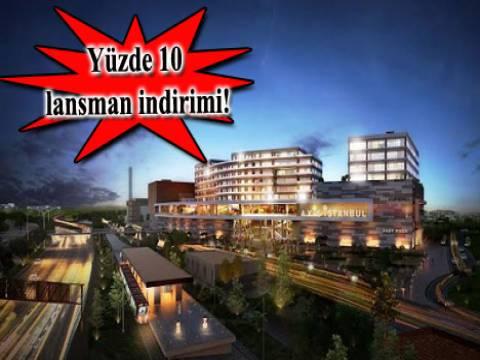 Axis İstanbul Ofis ve AVM Edirnekapı'da hayata geçiriliyor! 72 ay vade!