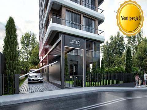 Lotus 16 Suadiye'de 1 milyon 600 bin TL'den başlayan fiyatlarla!