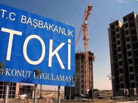 2015'te TOKİ'ye 210 milyon TL aktarıldı!