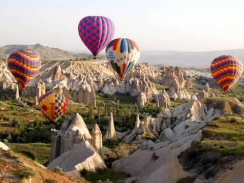 Kapadokya ziyaretçi sayısı Ocak-Ağustos döneminde 2 milyona ulaştı!