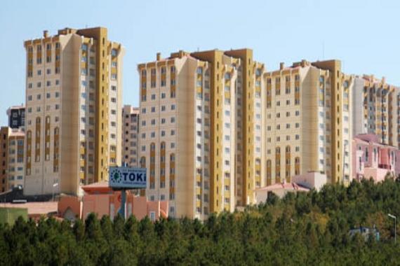 TOKİ 7 bin TL peşinatla ev sahibi yapıyor!