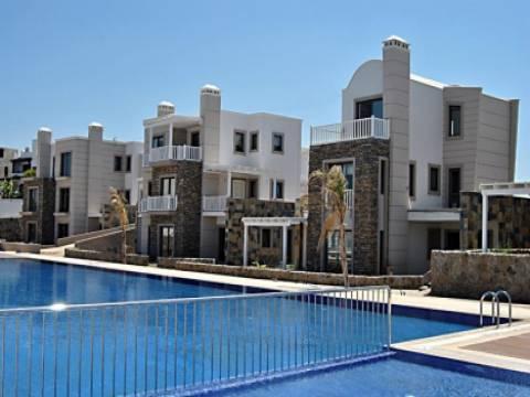 Azure Villaları Bodrum'da 2+1'ler 400 bin lira!