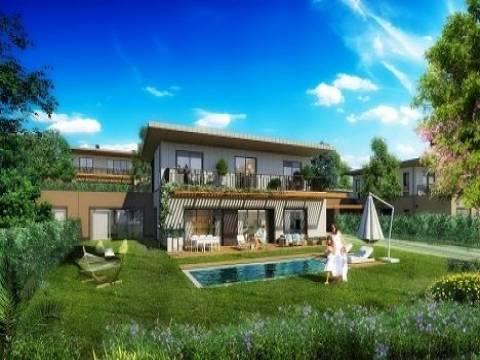 Yeşil Yaka Mesa Büyükçekmece'de 56 villanın satışına başlandı!