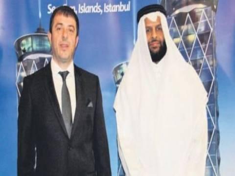Al Thani, Türkiye'de proje yatırıma Fikirtepe'den başladı!